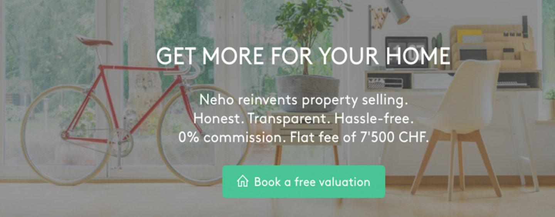 Die Disruption bei Immobilien-Verkauf, neues Schweizer Proptech Startup