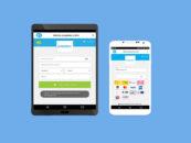 Die erste Kreditkartenterminal-App für Android Mobiltelefone und Tablets