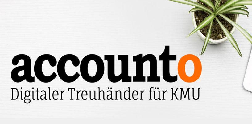 Digitaler Treuhänder «Accounto» geht nächsten Entwicklungsschritt