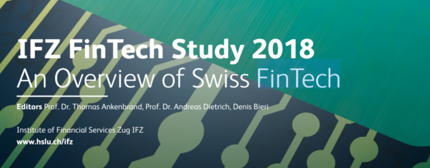 New IFZ Report Highlights Switzerland's Emergence As A Global Fintech Center
