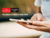 A new Inclusive Internet Index, Switzerland only Number 22!