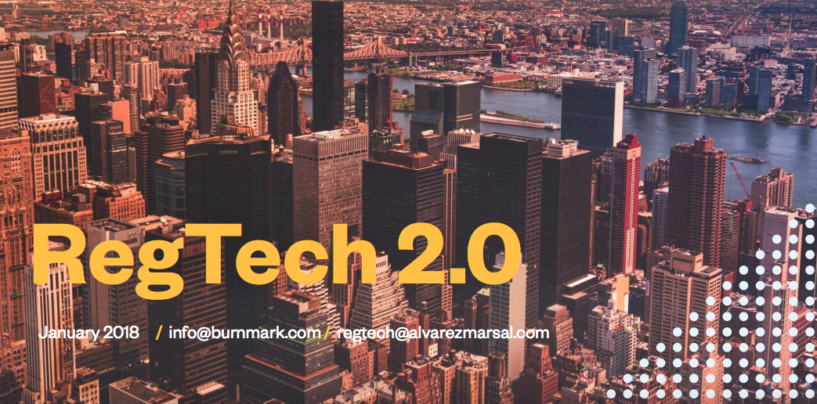 Regtech 2.0 Enters New Growth Phase As Sector Moves From Niche To Mainstream