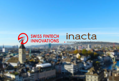 SFTI and inacta Partner to Promote Blockchain for Finance