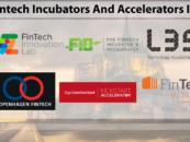 Top 10 Fintech Incubators And Accelerators In Europe 2018 Update