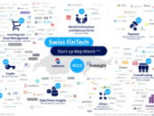 Swiss Fintech Startup Map, March 2018