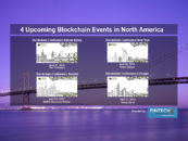 4 Upcoming Blockchain Events in North America