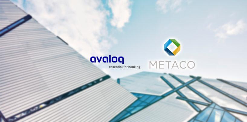 Avaloq erwirbt eine 10%-Beteiligung am Schweizer Blockchain Startup Metaco