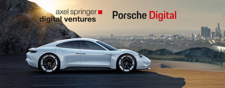 Axel Springer Digital Ventures und Porsche Digital starten mit neuen Accelerator APX