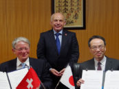 Japan Exchanges Letters for Fintech Cooperation Framework with Finma