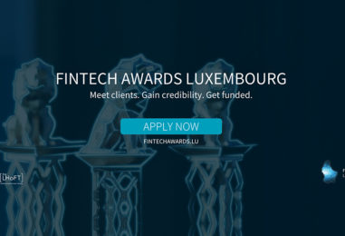 Fintech Awards Luxembourg Open for Applications