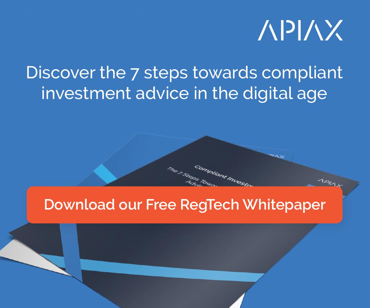 Apiax Regtech