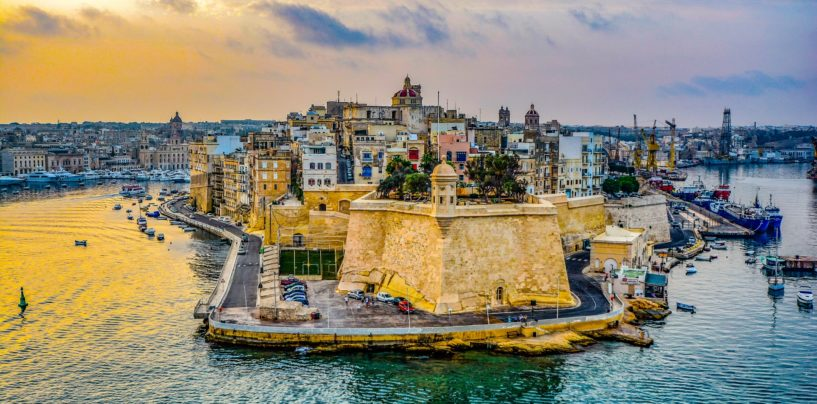 """Blockchain Island"": Malta Aims To Become ICO, Cryptocurrency Hub"