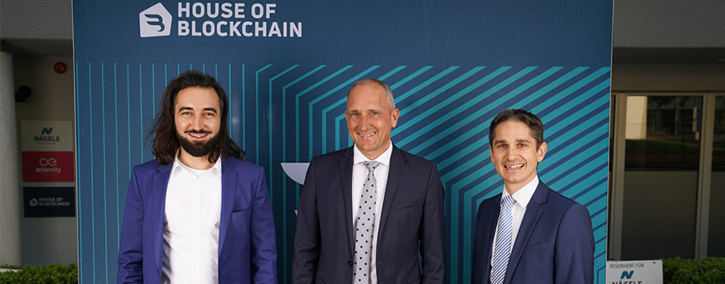 Prime Minister of Liechtenstein Welcomes House of Blockchain in Vaduz
