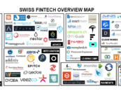 """BORN IN SWITZERLAND"" Swiss Original Fintech Overview Map Update: 116 Companies"