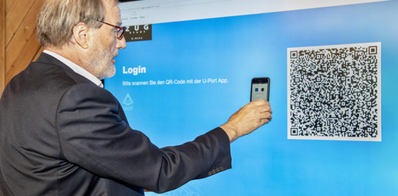 Blockchain Abstimmung in Zug Erfolgreich Gestartet