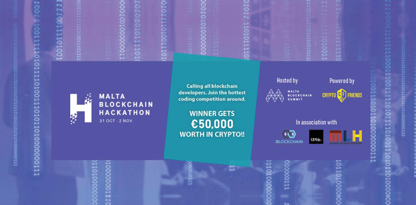 Epic Hackathon on Blockchain Island