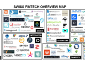 """BORN IN SWITZERLAND"" Swiss Original Fintech Overview Map Update: 123 Companies"