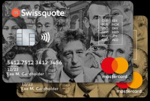 Swissquote Lanciert die Multiwährungskreditkarte