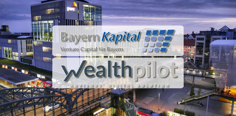 Bayern Kapital beteiligt sich am Münchener FinTech wealthpilot
