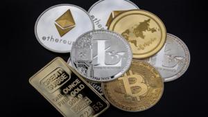 Bitcoin Ether Litecoin