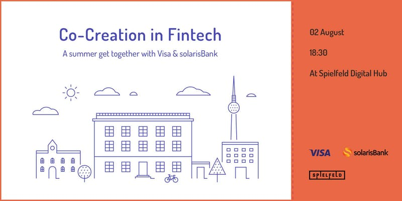 Co-Creation in Fintech- A Summer Get-Together by Visa & solarisBank
