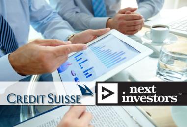 Credit Suisse's Fintech Investment Arm, NEXT Investors Raised $261 Million