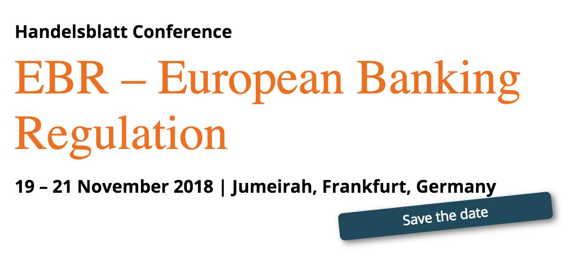 EBR - European Banking Regulation