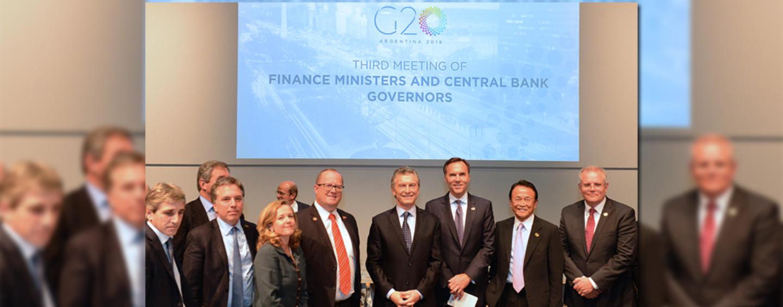 Ueli Maurer Calls for Stronger Focus on Financial Digital Developments at G20 Meeting