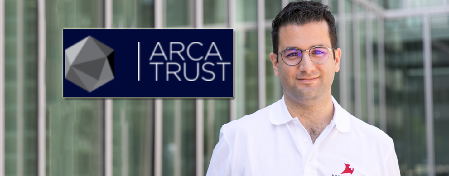 Venture Leaders Fintech Interview: Meet Khaled Ouafi of ARCATrust