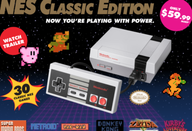 Nintendo Brings Back NES Classic Edition Console