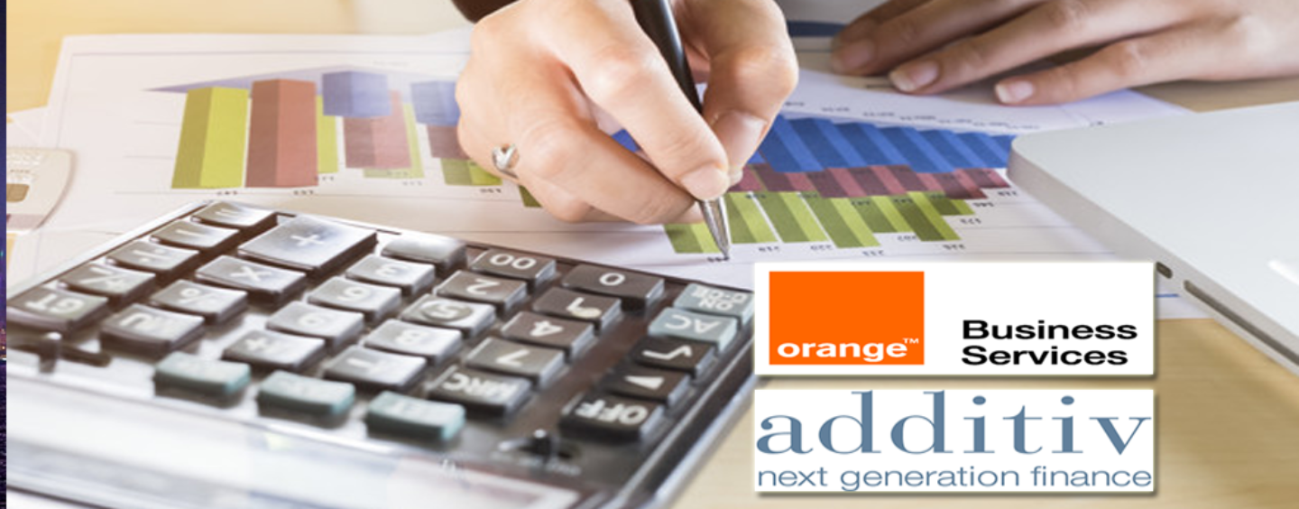 Additiv Teams up with Orange Business Services for Digital Wealth Management