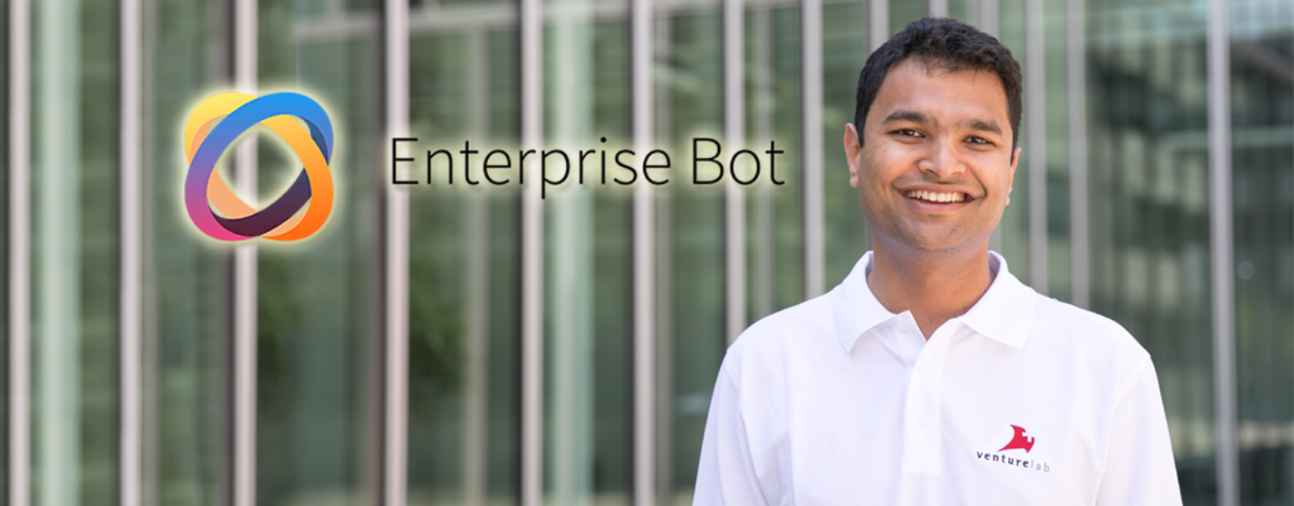 Venture Leaders Fintech Interview: Meet Pranay Jain of Enterprise Bot