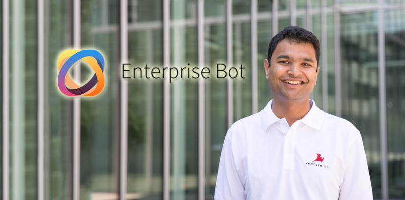 Venture Leaders Fintech Interview: Meet Pranay Jain of Enterprise Bot