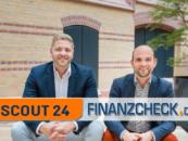 Scout24 übernimmt Finanzcheck.de für 285 Millionen Euro