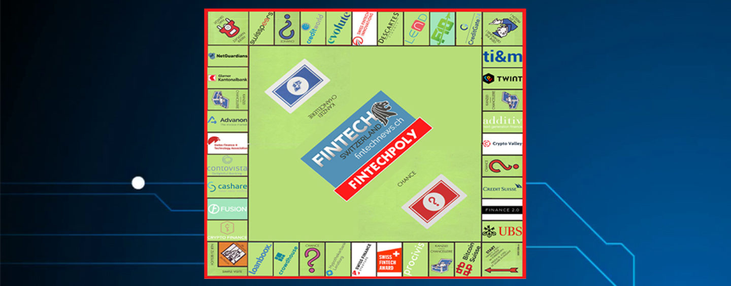 Introducing Swiss Fintechpoly: a Monopoly but for Fintech Nerds