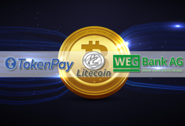 TokenPay Swiss Acquires 9.9% of a German Bank