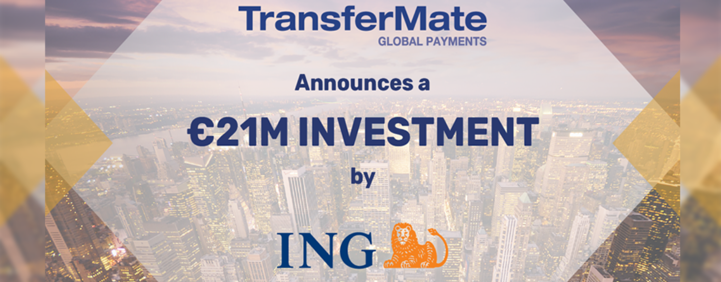 Ing Invests 21mio Euro In Transfermate Money Transfer