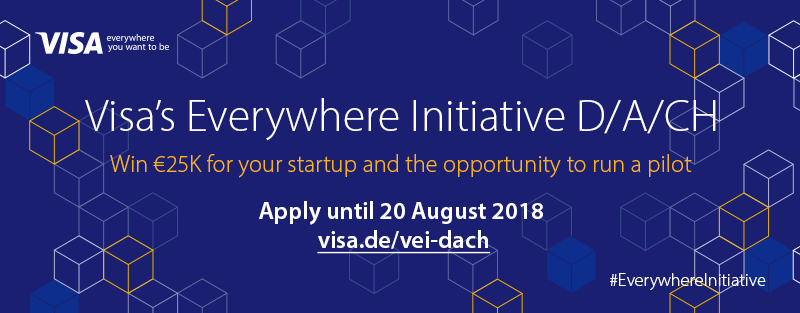 Visa's Everywhere Initiative D:A:CH