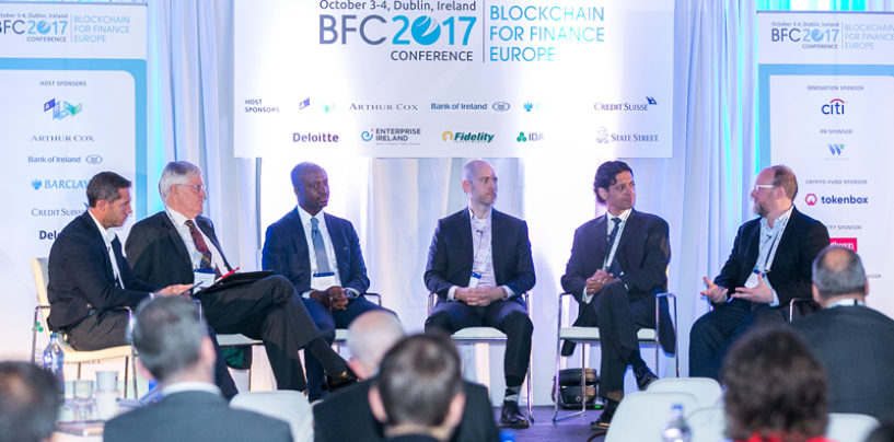 3 Reasons to Attend the Upcoming Blockchain for Finance 2018 in Ireland