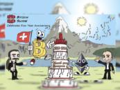 Bitcoin Suisse Celebrates Five-Year Anniversary