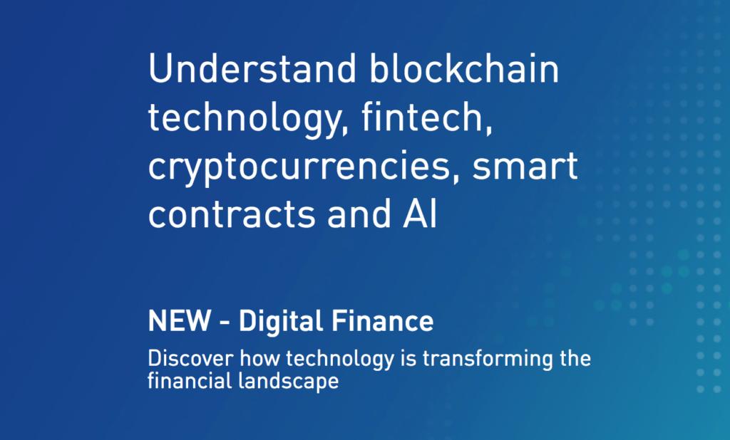 Digital Finance IMD