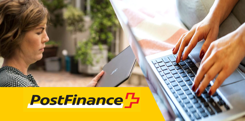 Postfinance Garantiert 100'000CHF für Online Banking Schäden