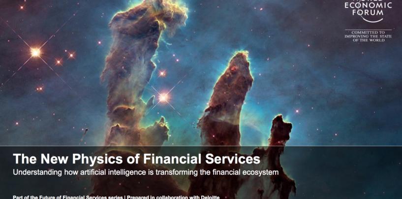 AI to Transform the Finance Landscape: WEF Report
