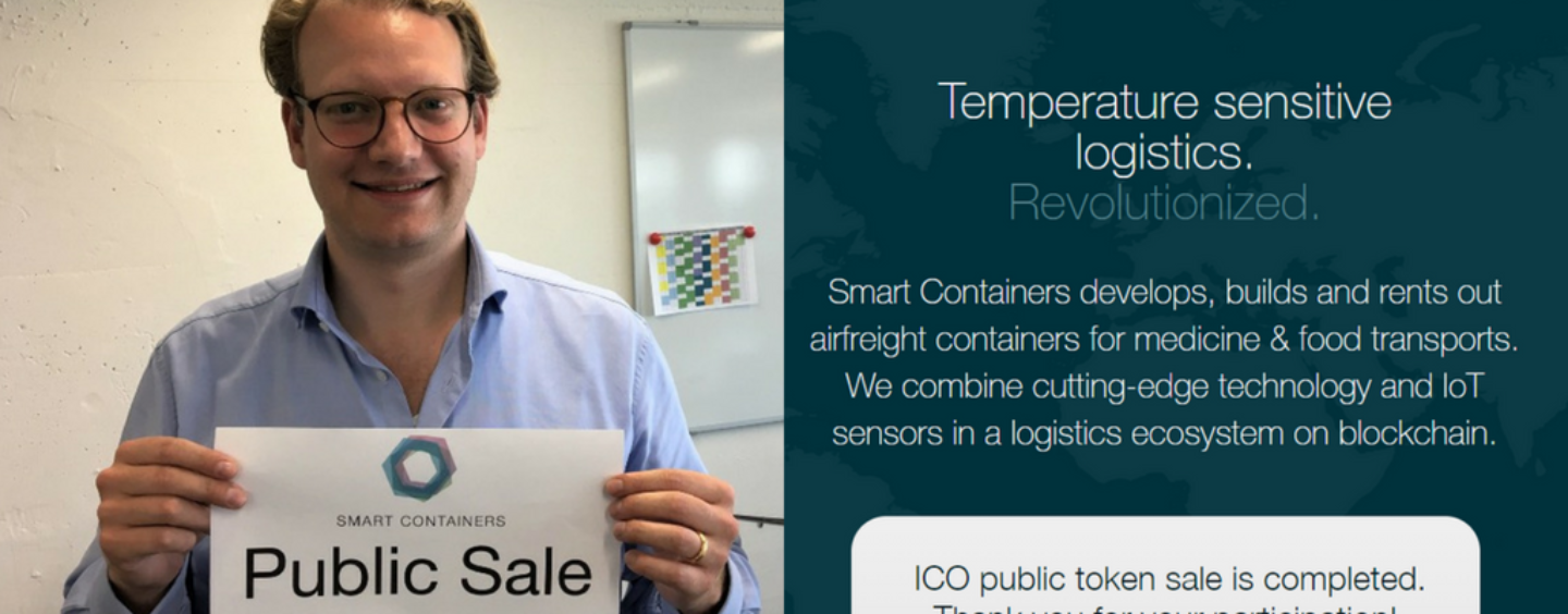 This Swiss Based IOT Company Did a Double ICO and Raised More Than 15 CHF Mio