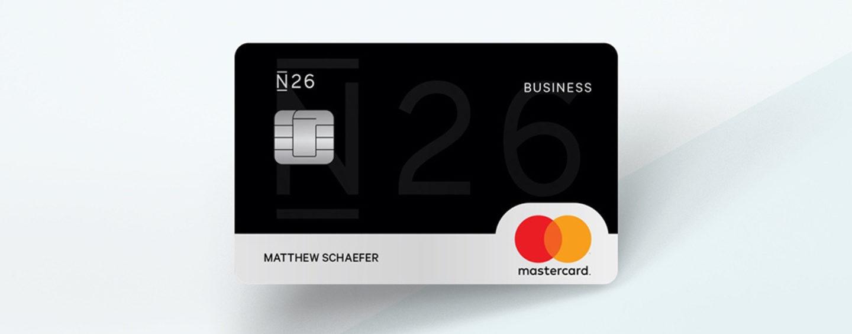 N26 Business Black für Freelancer und Geschäftsreisende