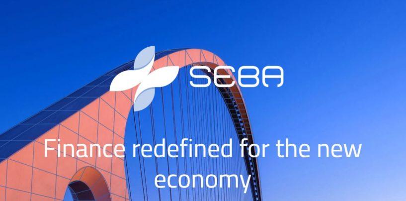 SEBA Crypto AG: 100 Millionen CHF  für den Aufbau einer FINMA-lizenzierten Bank