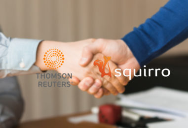 Thomson Reuters and Squirro Partnership Aimed at Breaking Down Data Silos Using AI