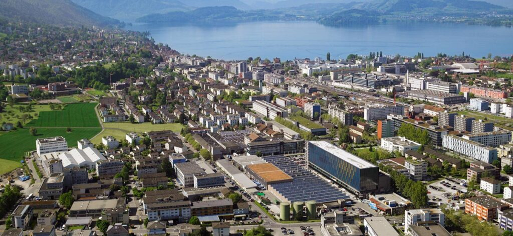 Zug switzerland tax haven cryptocurrency