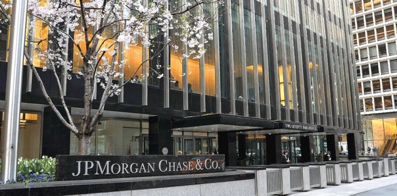 SocGen, Santander & 73 Banks Join JPMorgan's Blockchain Battle Against Fintech