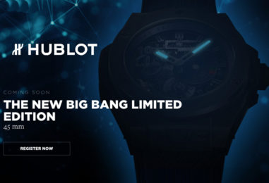 A Swiss Luxury Watch For Purchase Exclusively Via Bitcoin